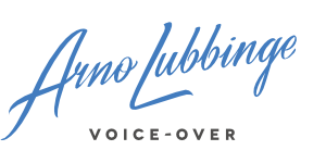 Arno Lubbinge, voice-over